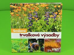 Tisk Kniha Smíšené trvalkové výsadby - velkoobchod, dovoz květin, řezané květiny Brno