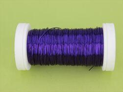 Drát Premium deco 0,3mm/50g purple - velkoobchod, dovoz květin, řezané květiny Brno