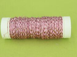 Drát Effect 25g light pink - velkoobchod, dovoz květin, řezané květiny Brno