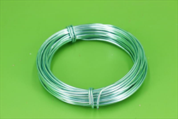 Drát Aluminium 2mm/12m (100g) ice blue - velkoobchod, dovoz květin, řezané květiny Brno
