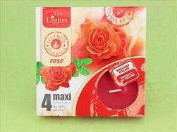 SV ČAJOVÁ MAXI S4 ROSE - velkoobchod, dovoz květin, řezané květiny Brno
