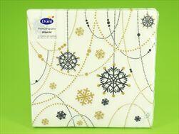 DO UBROUSKY DNL 40X40 Snow Necklace white - velkoobchod, dovoz květin, řezané květiny Brno