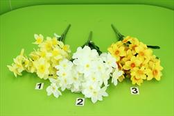 Uk Kytice narcis - velkoobchod, dovoz květin, řezané květiny Brno