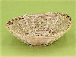 Miska bambus ovál 18x13,5,V6cm - velkoobchod, dovoz květin, řezané květiny Brno
