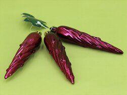 Spirálka závěs pvc 3ks/10cm fialová - velkoobchod, dovoz květin, řezané květiny Brno
