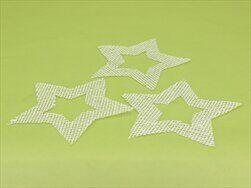 Hvězda juta S/3 bílá - velkoobchod, dovoz květin, řezané květiny Brno