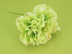 Hortenzie zápich umělá zelená - velkoobchod, dovoz květin, řezané květiny Brno