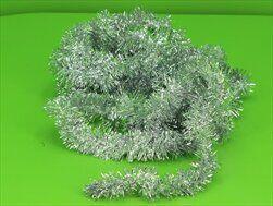 Řetěz vánoce 5cm/6m stříbrná - velkoobchod, dovoz květin, řezané květiny Brno