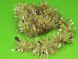 Řetěz vánoce 10cm/2m champagne - velkoobchod, dovoz květin, řezané květiny Brno