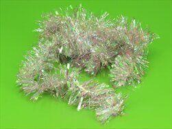 Řetěz vánoce 9cm/2m růžová - velkoobchod, dovoz květin, řezané květiny Brno
