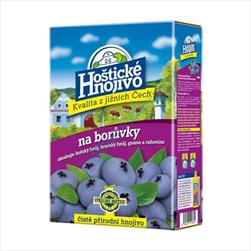 HNO Hoštické hnojivo - na borůvky 1kg - velkoobchod, dovoz květin, řezané květiny Brno