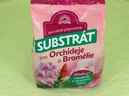ZEM SUBSTRÁT PRO ORCHIDEJE A BROMÉLIE 5L - velkoobchod, dovoz květin, řezané květiny Brno