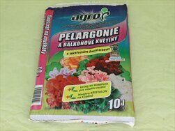 ZEM AGRO PELARGONIE 10L - velkoobchod, dovoz květin, řezané květiny Brno