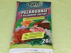 ZEM AGRO PELARGONIE 20L - velkoobchod, dovoz květin, řezané květiny Brno