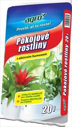 ZEM AGRO POKOJOVÁ 20L - velkoobchod, dovoz květin, řezané květiny Brno