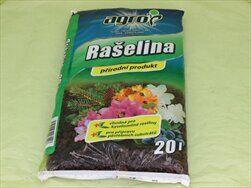 ZEM AGRO RAŠELINA 20L - velkoobchod, dovoz květin, řezané květiny Brno