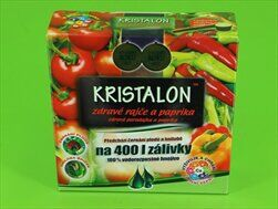 HNOJIVO KRISTALON Zdravé rajče a paprika 0,5kg - velkoobchod, dovoz květin, řezané květiny Brno