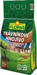 HNOJIVO Floria trávníkové hnojivo 2,5kg - velkoobchod, dovoz květin, řezané květiny Brno