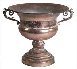 Pohár Roman Cup Bronze 29x26cm - velkoobchod, dovoz květin, řezané květiny Brno