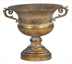 Pohár Roman Cup Old Gold 29x26cm - velkoobchod, dovoz květin, řezané květiny Brno
