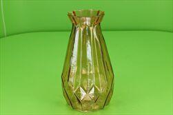 Sklo váza Rocco Diamond pr.14/24,5cm hnědá - velkoobchod, dovoz květin, řezané květiny Brno
