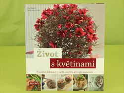 Tisk Kniha Život s květinami - velkoobchod, dovoz květin, řezané květiny Brno