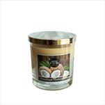 Svíčka Candle Coconut Mahogony 141g - velkoobchod, dovoz květin, řezané květiny Brno