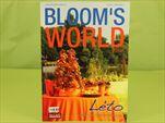 TISK KNIHA BLOOMS WORLD LÉTO 2014 - velkoobchod, dovoz květin, řezané květiny Brno