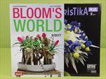 TISK Blooms world/Floristika Plus 2/2017 - velkoobchod, dovoz květin, řezané květiny Brno