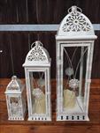 Lampa kov/sklo 3ks - velkoobchod, dovoz květin, řezané květiny Brno