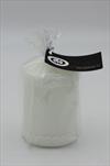 Sv svíčka válec malá bílá Baby candles - velkoobchod, dovoz květin, řezané květiny Brno