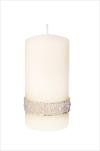 SV Crystal perla válec střední krémový - velkoobchod, dovoz květin, řezané květiny Brno