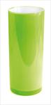 PLAST VÁZA Tutti medium 35cm zelená - velkoobchod, dovoz květin, řezané květiny Brno