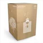 Ob papír přepravní box - krabice Diabolo - velkoobchod, dovoz květin, řezané květiny Brno