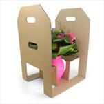 Ob papír přepravní box - vnitřní díl Diabolo - velkoobchod, dovoz květin, řezané květiny Brno