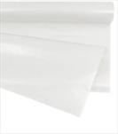 OB CRISTALLINE PAPER 0,8X250M WHITE - velkoobchod, dovoz květin, řezané květiny Brno