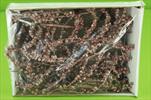 Su canella bordó-stříbro 10ks - velkoobchod, dovoz květin, řezané květiny Brno