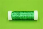Drát Premium deco 30g neon green - velkoobchod, dovoz květin, řezané květiny Brno
