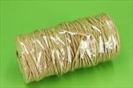 Drát Paper deco 1,5mm/500g natur - velkoobchod, dovoz květin, řezané květiny Brno