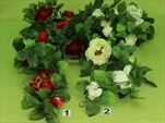 Uk Růže girlanda 180cm - velkoobchod, dovoz květin, řezané květiny Brno