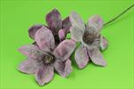 Uk Magnolia glitr 45cm šeříková - velkoobchod, dovoz květin, řezané květiny Brno