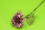 Uk jiřina 43cm sušený vzhled růžová - velkoobchod, dovoz květin, řezané květiny Brno