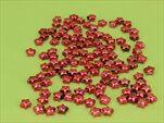 DO DECO STARS 12MM/100ML RED - velkoobchod, dovoz květin, řezané květiny Brno