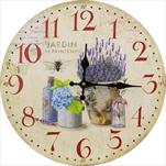 Do hodiny s levandulí nástěnné - velkoobchod, dovoz květin, řezané květiny Brno