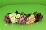 Uk Kytice pivonka 36cm - velkoobchod, dovoz květin, řezané květiny Brno