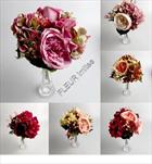 Uk kytice mix 35cm pivonka - velkoobchod, dovoz květin, řezané květiny Brno