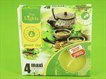 SV ČAJOVÁ MAXI S4 zelený čaj - velkoobchod, dovoz květin, řezané květiny Brno