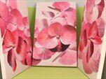 DO OBRAZ S/3 HYDRANGEA - velkoobchod, dovoz květin, řezané květiny Brno