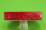 St stuha Deluxe 25mm/9m červená - velkoobchod, dovoz květin, řezané květiny Brno
