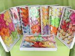 Do motýl 18cm/12ks color mix - velkoobchod, dovoz květin, řezané květiny Brno